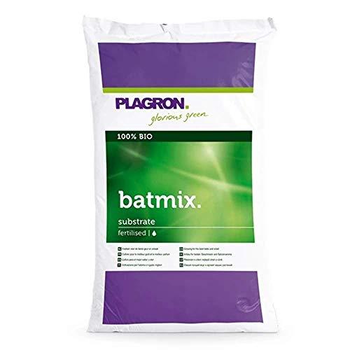 Substrato con Guano di Pipistrello Plagron BatMix (50L)