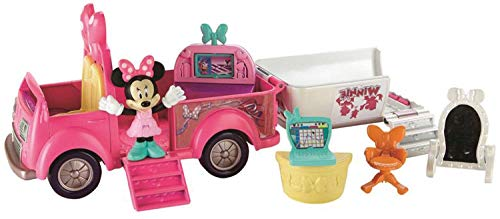 Fisher Price Disney Minnie Camioneta Happy Helpers