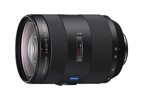 Sony 24-70mm f/2. 8-22 for sony/minolta alpha cameras wide-angle lens fixed zoom sal2470z2