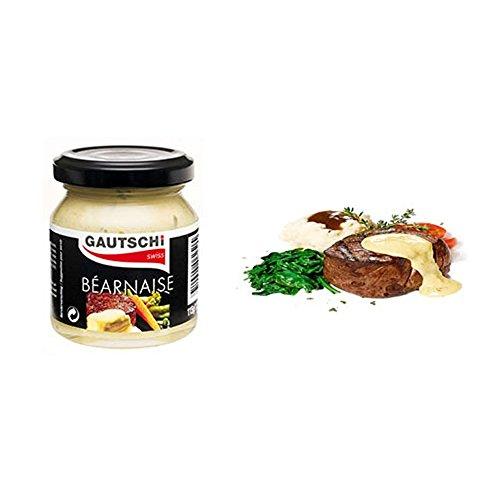Salsa Bearnesa 115 gr. Gautschi