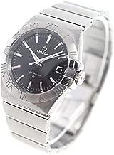 [オメガ]OMEGA コンステレーション腕時計 123.10.35.60.01.001 黒文字盤 ステンレススチール メンズ クオーツ メンズ 中古