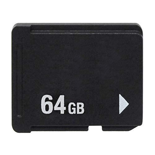 OSTENT 64GB Memory Card Stick Storage for Sony PS Vita PSV1000/2000 PCH-Z081/Z161/Z321/Z641