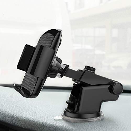 dfsa Halterung Autohalterung Telefonhalter für Telefon im Auto für Samsung S9 Auto Saugnapfhalterung für iPhone X 7 Telefonständer Unterstützung