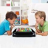 Rainbow Ball Collide Elimination Puzzle Game Juego de mesa de la primera infancia para niños Ajedrez Juguetes para niños Regalos
