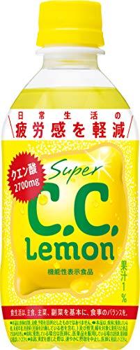 サントリー CCレモン スーパーCCレモン 350ml 機能性表示食品 [4764]
