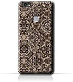 AMC Design Huawei Honor Note 8 Arabesque Elements Pattern Case - Multi Color