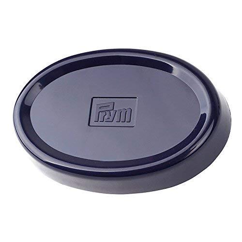 Prym 611330 Magnetnadelkissen, Kunststoff, pflaumenblau, 14 x 8 x 3 cm
