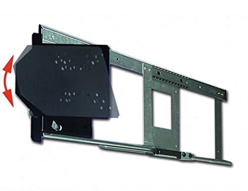 ANTARION - Soporte para TV de armario corredizo y rotación 180°