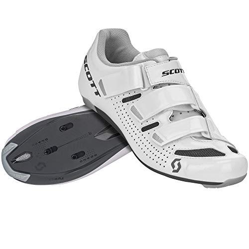 Scott Road Comp Damen Rennrad Fahrrad Schuhe weiß 2021: Größe: 39
