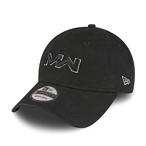New Era - Call of Duty: Modern Warfare 9Twenty Strapback Cap - Schwarz : One Size Schwarz Größe One Size, Farbe Schwarz