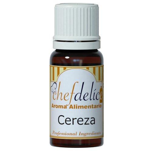 Chefdelice Chefdelice Aroma Concentrado Para Glaseados, Helados, Horneados Y Cremas Sabor Cereza,...