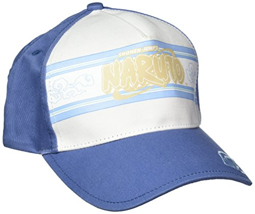 Naruto Blue Trucker Baseball Cap