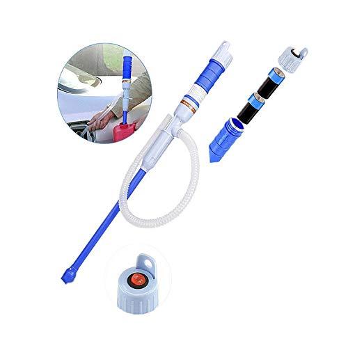 Elektrische Flüssigkeitstransferpumpe, Automatische Mehrzweck-siphon-transferpumpe, Für Diesel, Aquarium/Benzin/Kraftstoff/Öl/Wasser