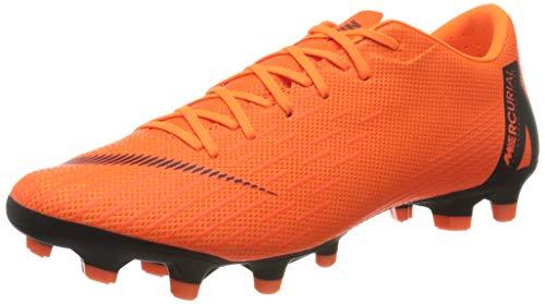 Nike Unisex-Erwachsene Mercurial Vapor XII Academy MG Fitnessschuhe, Mehrfarbig (Total Orange/Black 810), 40 EU