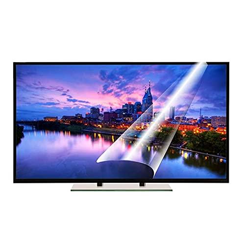 JANEFLY TV-Bildschirmschutz - Anti-Blau-Licht-Anti-Strahlung-Anti-Blendung TV-Display-Schutz für 32-75 Zoll LCD, LED, 4k OLED & QLED und gekrümmtem Bildschirm,43