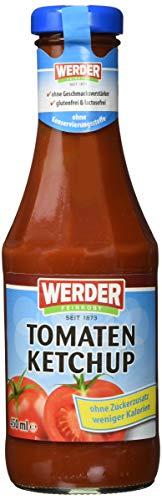 Werder Ketchup,Tomaten Ketchup