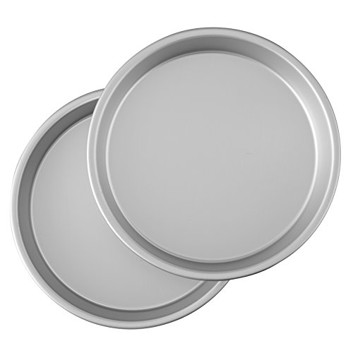 Wilton Performance Aluminum Pan 9-Inch Round Cake Pans, Set of 2