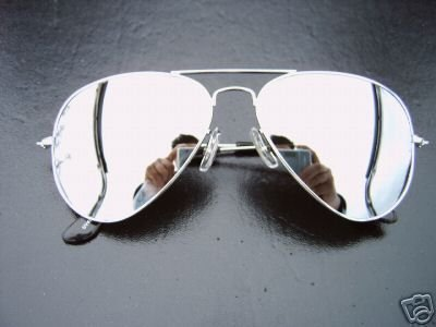 Alpland Speed II Zonnebril, motorsportbril, motorbril, volledige verspiegeling, inclusief softbag