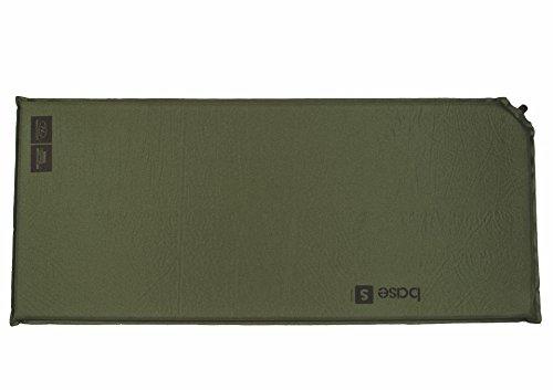 Highlander Matelas autogonflant tapis de sol en mousse style militaire vert