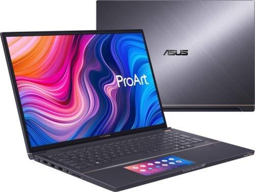 ASUS ProArt StudioBook Pro X W730G5T-H8103R Grey Notebook 43.2 cm (17') 1920 x 1200 pixels Intel Xeon E 64 GB DDR4-SDRAM 1000 GB SSD NVIDIA Quadro RTX 5000 Wi-Fi 6 (802.11ax) Windows 10 Pro