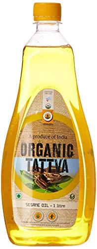 Organic Tattva Sesame Oil, 1L
