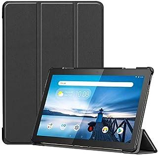SKEIDO Case For lenovo tab M10 Tablet For M10 TB-X505/605 KST Black Cover Case
