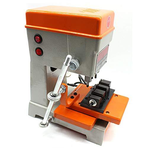 Macchina per fresatrice a chiave, strumento per fabbro, strumento professionale universale per serratura, set di chiavi per fabbro, duplicate chiavi per fotocopiatrici