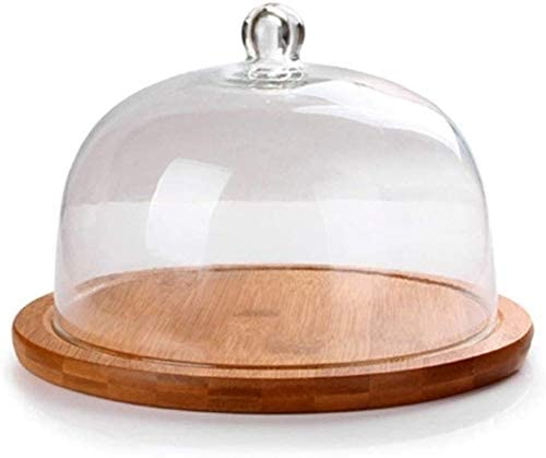 European Cake Stand Many popular brands Max 76% OFF with multifunctional Household wooden Dome