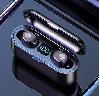 PANFREY Audífonos Bluetooth Inalámbricos, Control Táctil