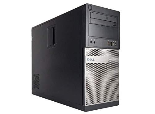 DELL Optiplex 990 Tower High Performance Business Desktop Computer, Intel Quad Core i5 up to 3.4GHz Processor, 8GB RAM, 2TB HDD, DVD, WiFi, Windows 10 Pro 64 Bit(Renewed)']
