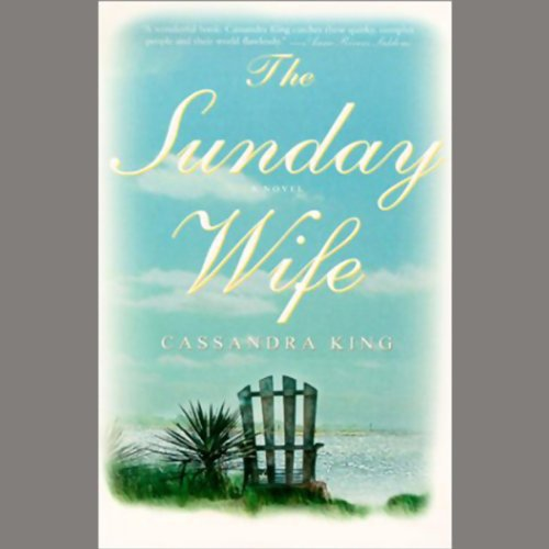 The Sunday Wife audiobook cover art