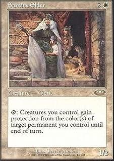 Magic: the Gathering - Samite Elder - Planeshift - Foil