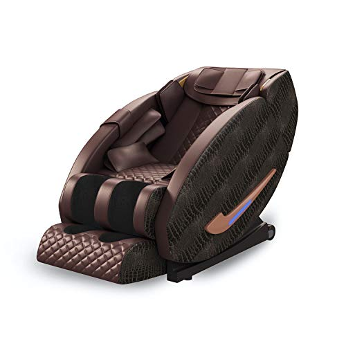 Betsy Furniture 3D M-206 Brown Massage Chair Recliner