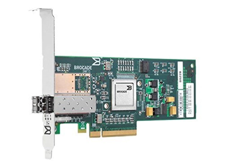 HP 81B PCIE 8GB FC シングルポート HBAPERP コンピュータ部品 (認定リファービッシュ)