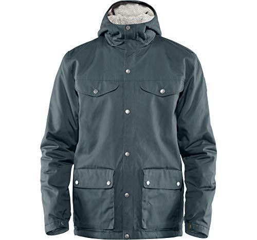 FJÄLLRÄVEN Herren Greenland Winter Jacke, Dusk, XXL