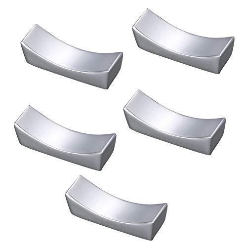 5 soportes de palillos de acero inoxidable 304 para mesa de