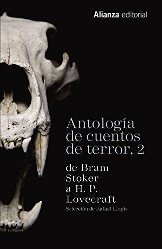 Antología de cuentos de terror, 2: De Bram Stoker a H. P. Lovecraft (13/20)