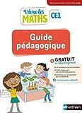 Vivre les maths - Guide pédagogique CE1 - 2019