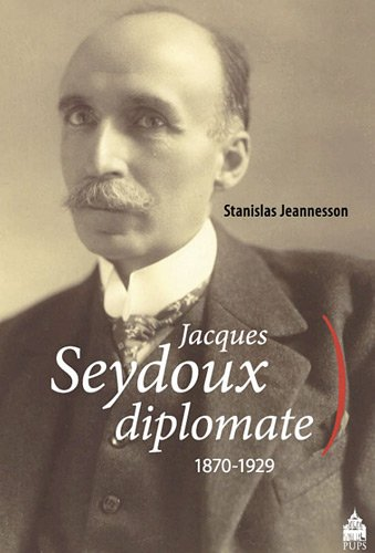 Jacques Seydoux, diplomate (1870-1929)