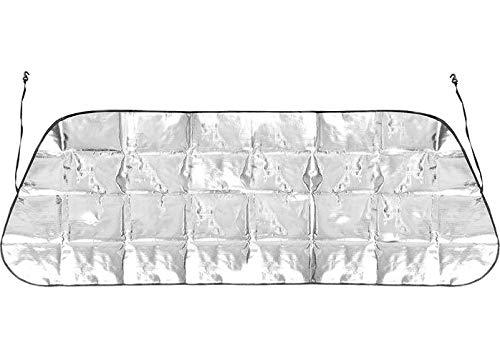 ProPlus 630318 Anti Eis Sonnen Schutzfolie 70 x 180 cm Frostschutz Sonnenschutz Scheiben Folie Windschutzscheibe