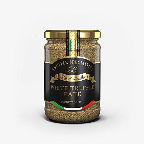 Rustichella La Tartufo Bianco Paté G, 280 Grammo