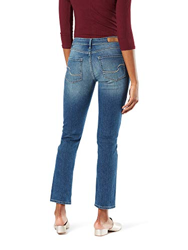 Women's Modern Slim Premium Super Stretch Denim Jeans 4