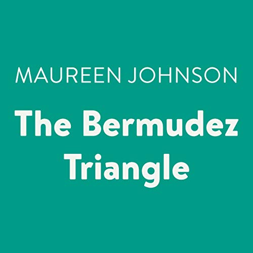 The Bermudez Triangle audiobook cover art