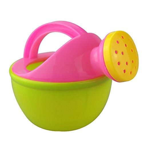 Spielzeug für Kinder, Weihnachten, Geschenk, Baby-Badespielzeug aus Kunststoff, Gießkanne, Topf, Strand, Spielzeug, Sandspielzeug, Geschenk für Kinder, zufällige Farbe