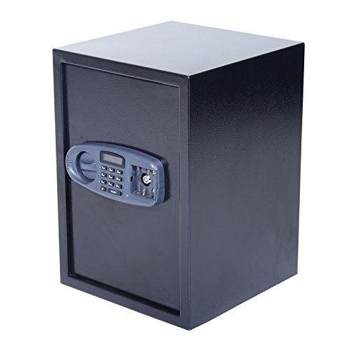 HomCom E5-0005 Electronic Keypad Home Safe