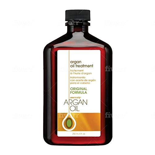 One N' Only Argan Oil Treatment, 8 Fl Oz (Pack of 1)