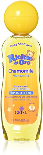 Set of 3 Ricitos de Oro Baby Shampoo...