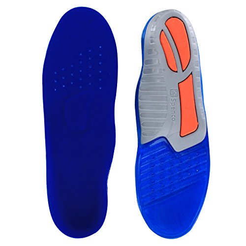 Spenco Total Support Gel Shoe Insoles, Women