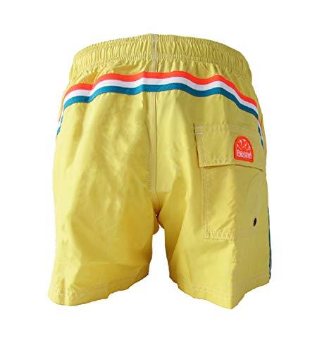 Sundek M504BDP7800 Costume Boxer Uomo Giallo