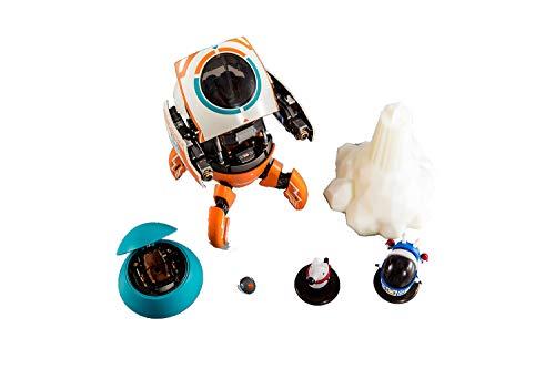 CCSTOYS ROCKET MECH[ロケットメカ] ノンスケール PVC&合金製 塗装済み可動フィギュア